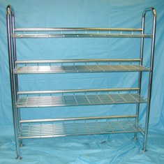 20-lot-stainless-steel-wip-rack-custom-cleanroom-furniture